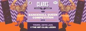 Clarks Dancehall Queen Competition at HiFi, Leeds