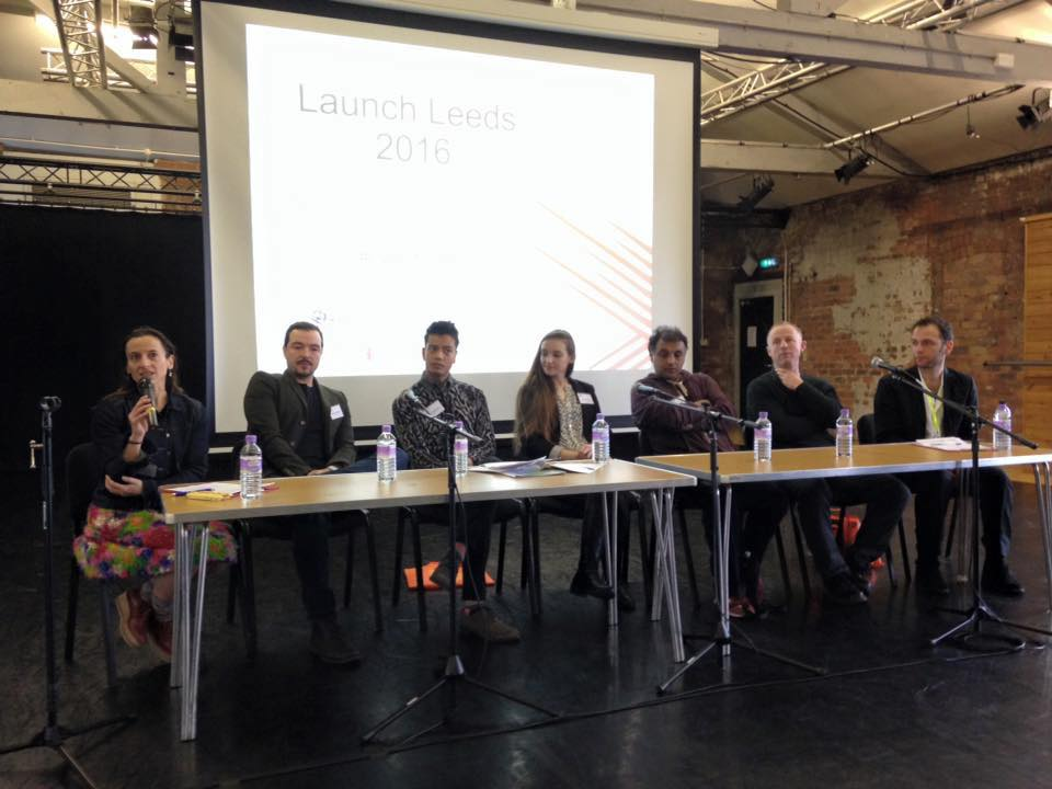 One Dance UK Launch Leeds 2016