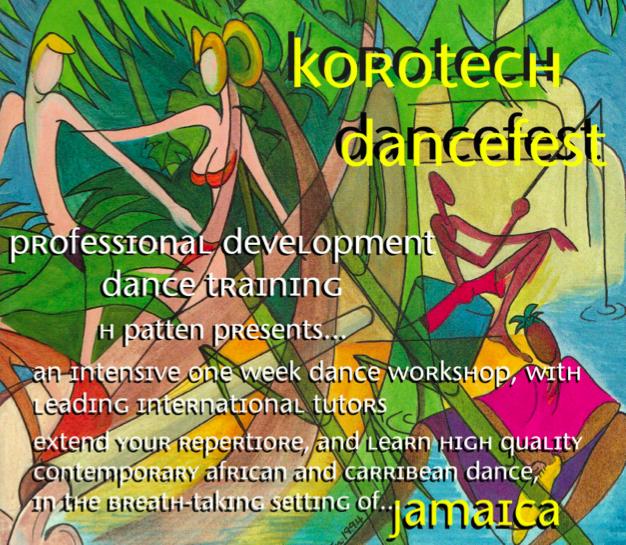 Korotech Dancefest 2012