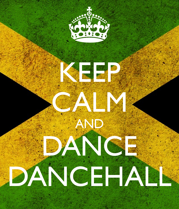 Keep Calm and Dance Dancehall