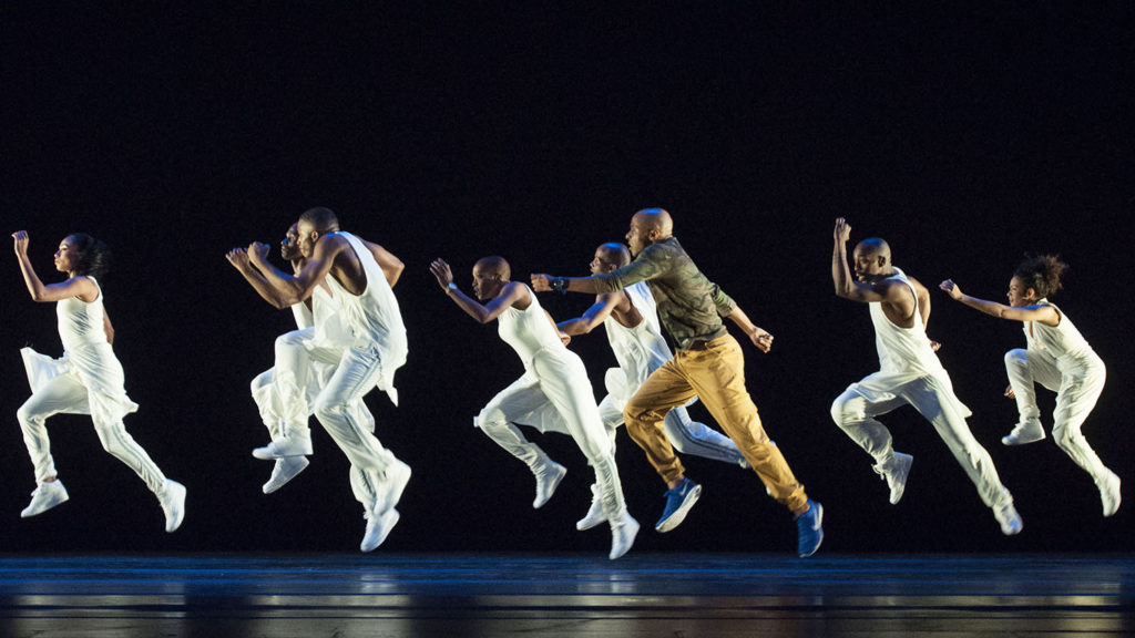 Exodus by Rennie Harris, Alvin Ailey American Dance Theater