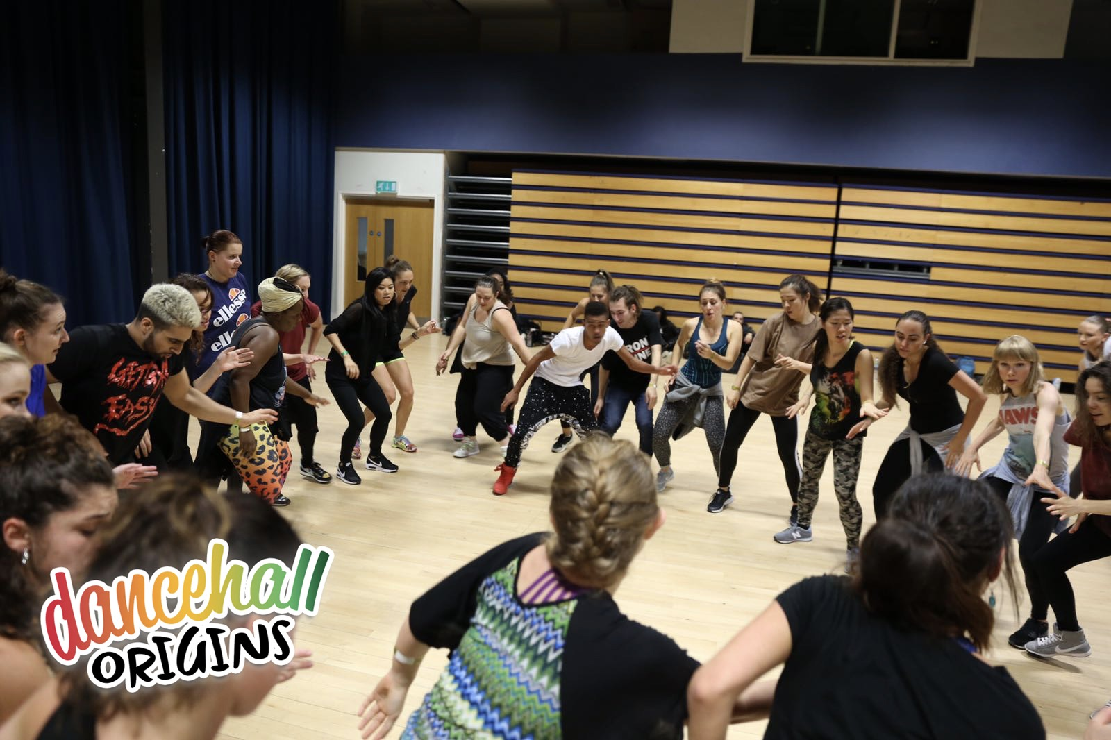 Dancehall ENERGY with GLOBAL BOB