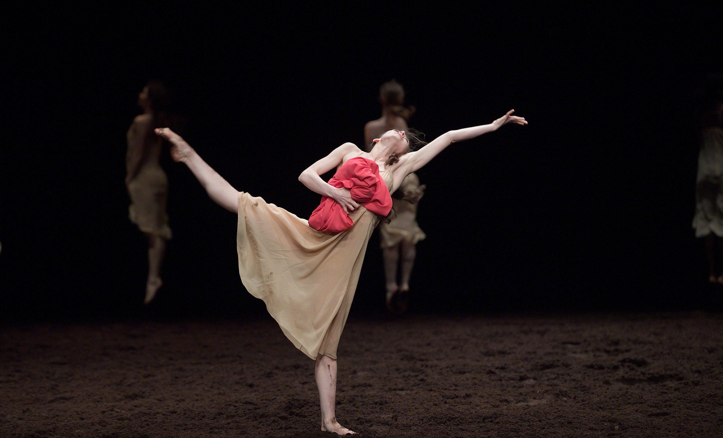 bausch forsythe van manen english national ballet